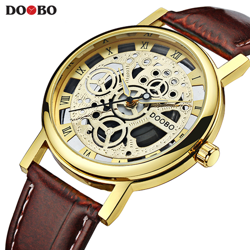 1e101bd24 DOOBO Wristwatches Fashion Casual Wrist Watch Men Top Brand Luxury ...